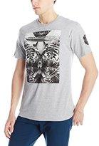 Neff Men's Battlekat Cotton T-Shirt