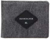 Quiksilver Fabrication Wallet Black