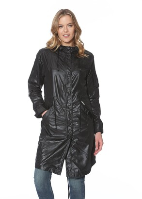 Members Only Women's Parachute Parka