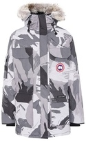 Canada Goose Expedition camouflage down parka