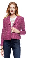 Juicy Couture Boucle Moto Jacket