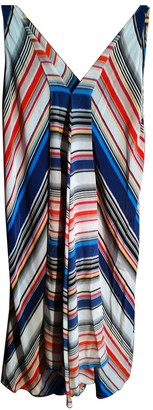 Edun Multicolour Silk Dress for Women