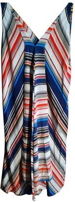 Edun Multicolour Silk Dresses