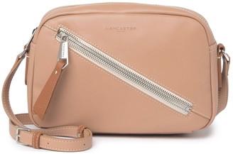 Lancaster Paris Zip Crossbody Bag