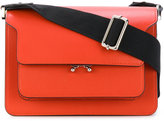 Marni classic Trunk satchel - women - Calf Leather/Polyamide/Polyester/Brass - One Size