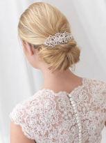 Etsy Vintage Hair Comb, Rhinestone Bridal Hair Comb, Wedding Hair Comb, Silver Hair Comb, Bridal Hair Acc