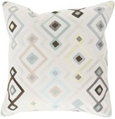Lulu & Georgia Diamond Confetti Pillow, Pastel