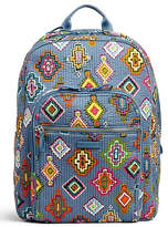 Vera Bradley Deluxe Campus Backpack