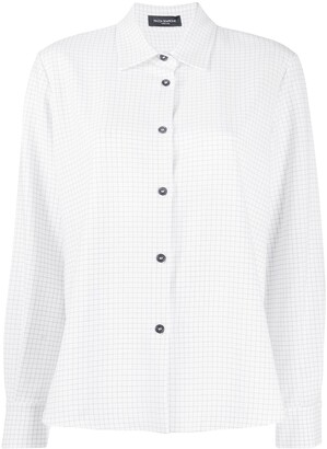 Piazza Sempione Checked Shirt