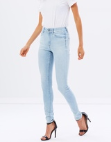 G Star 3301 High Skinny Jeans