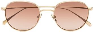 KALEOS Woodcock round-frame sunglasses