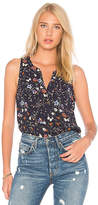 Sanctuary Joey Shell Tank in Navy. - size L (also in M,S,XS)