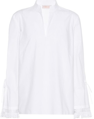 Tory Burch Sophie cotton top