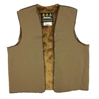 Barbour Brown Faux fur Jackets