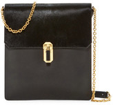 Oscar de la Renta Sloane Genuine Calf Hair Slim Shoulder Bag