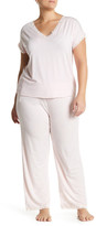 Barefoot Dreams Luxe Milk Jersey Classic Pants (Plus Size)