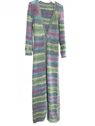 Jacquemus La Riviera Multicolour Wool Dresses