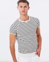 Scotch & Soda Stripe SS Shirt