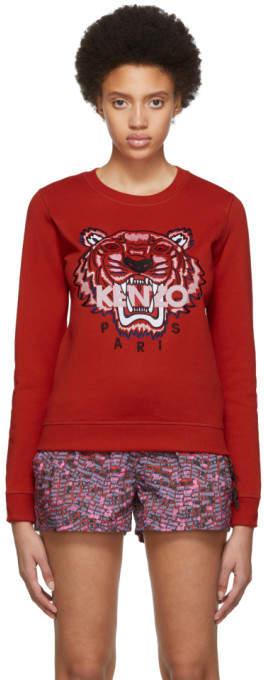 40f77b53 Kenzo Women's Sweatshirts - ShopStyle