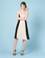 Boden Louisa Colourblock Dress