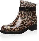 Nicole Miller Women's Sleeker Rain Boot
