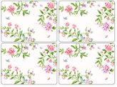 Pimpernel Porcelain Garden Placemats (Set of 4)