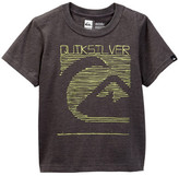 Quiksilver Move Fast Graphic Tee (Toddler Boys)