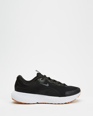 Nike Women's Black Running Escape Run - Women's - Size 6 at The Iconic