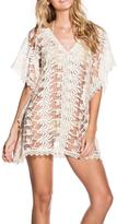 OndadeMar Onda de Mar Embroidered Poncho