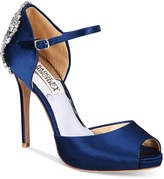 Badgley Mischka Dawn d'Orsay Evening Sandals