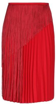 Marco De Vincenzo Knee length skirt