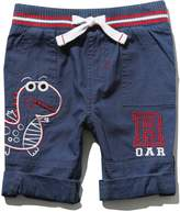 M&Co Dino roll up trousers