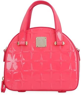 MCM Essential Patent Leather Mini-bag