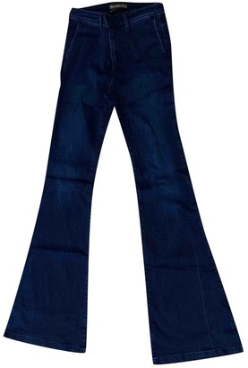 Abercrombie & Fitch Navy Denim - Jeans Jeans for Women