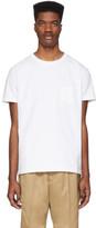 Schnaydermans White Jersey T-Shirt