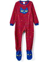 Rashti & Rashti Pete the Cat Red Footie Pajamas - Infant & Toddler
