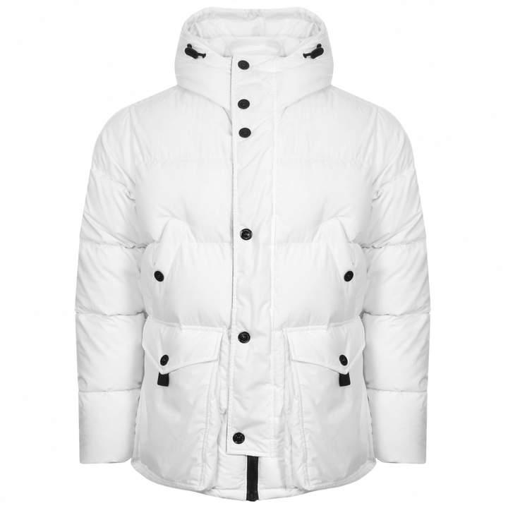 ff1a397e4 X2 Down Padded Parka Jacket White