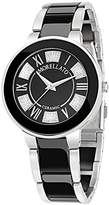 Morellato R0153118502 – Roma – Ladies Watch – Analogue Quartz – Black Dial – Black Ceramic Strap