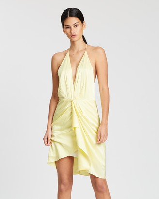 Manning Cartell Australia EXCLUSIVE Miami Heat Drape Dress