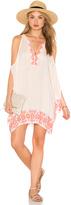 Tt Beach Isabel Cold Shoulder Dress