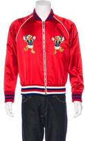 Gucci 2016 Donald Duck Bomber Jacket