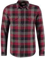 Lee Lee Worker Shirt Regular Fit Shirt Maroon Port
