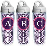 Tervis Octagon Monogram Initial 24 oz. Water Bottle