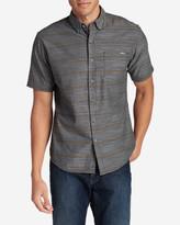 Eddie Bauer Men's Grifton Short-Sleeve Shirt - Print