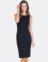Forcast Pippa Piped Pencil Dress