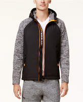 Superdry Men's Pattern-Blocked Jacket