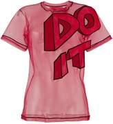 Viktor & Rolf Do It slogan T-shirt