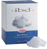 IBD Nail Wipes- Lint Free 80ct by