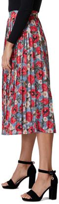 Alannah Hill Dancing Poppies Skirt