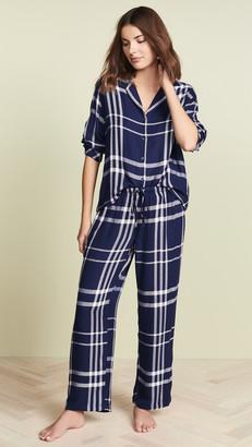 Rails Long Sleeve Trouser Pajama Set